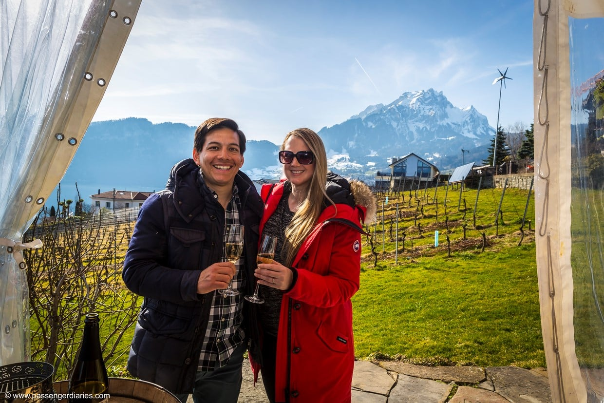 Lucerne Wine Tasting Tour by Lake Lucerne in a Traditional Winery 6