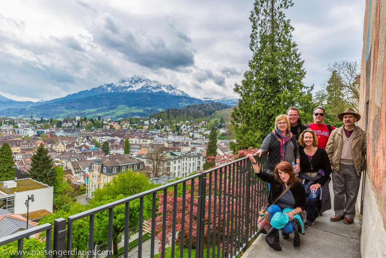 Lucerne Walking and Boat Tour 2