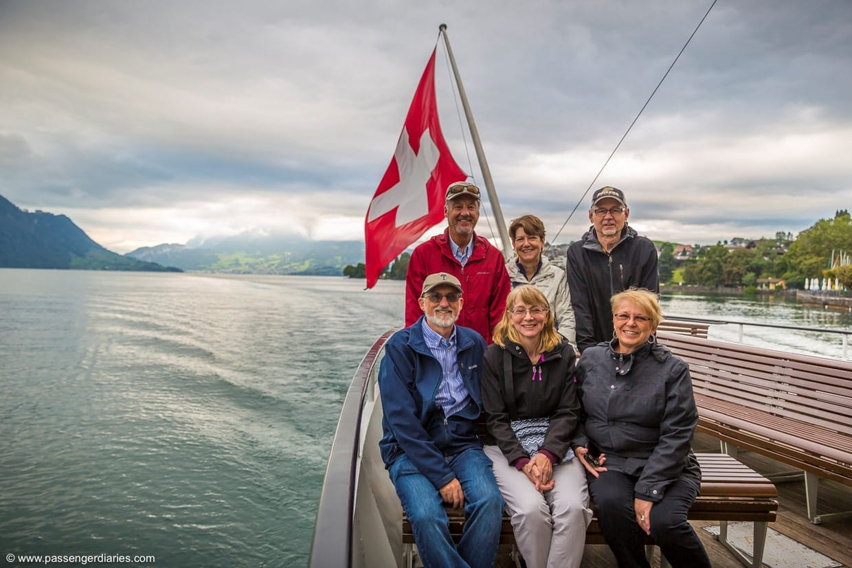 Lucerne Walking and Boat Tour 3