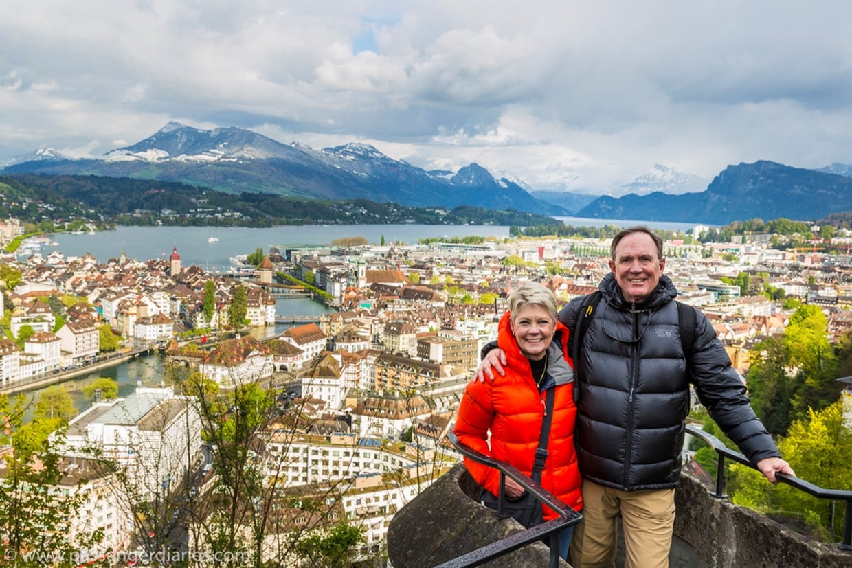 Lucerne Walking and Boat Tour 4