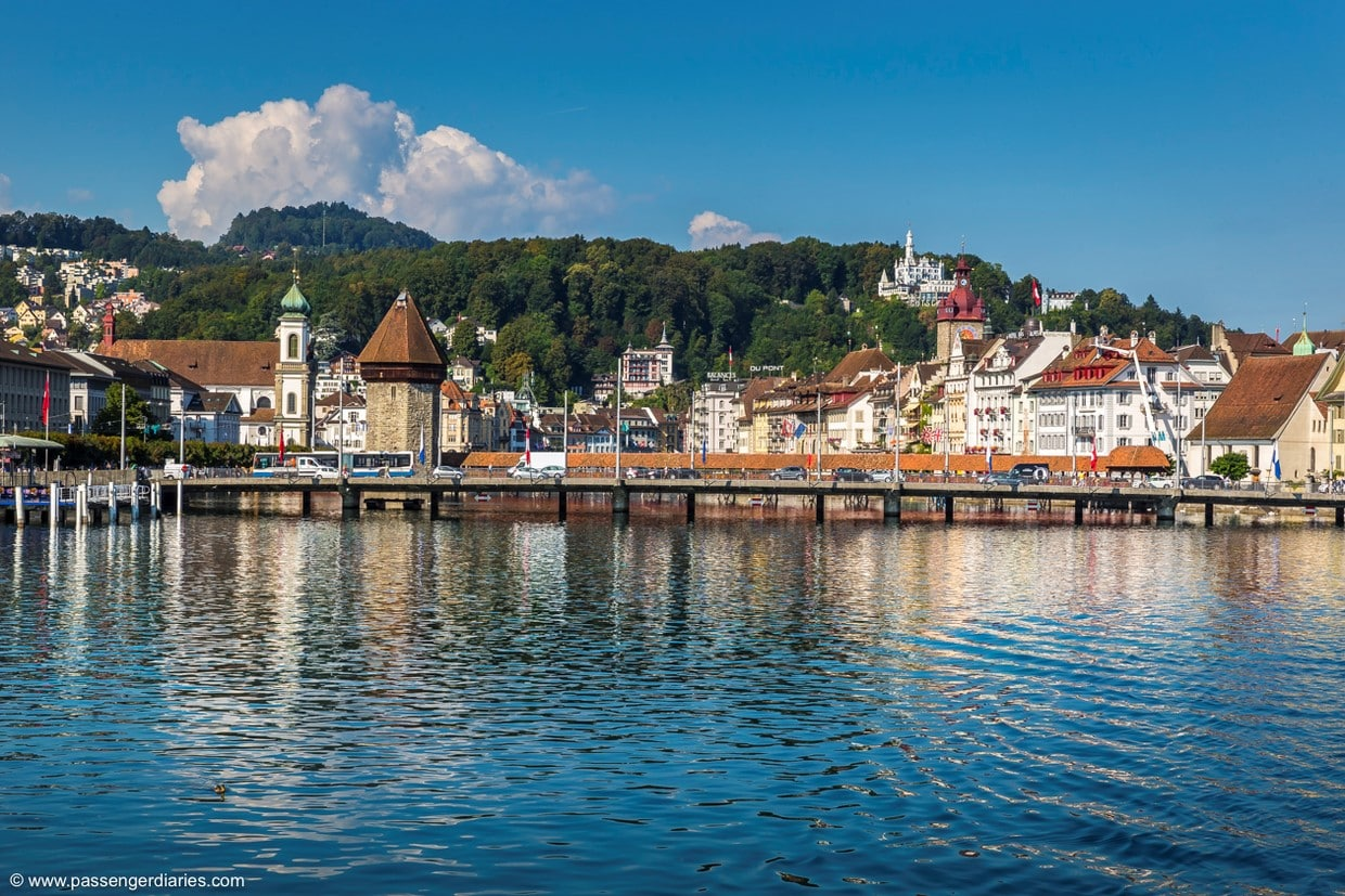 Lucerne Walking and Boat Tour 5