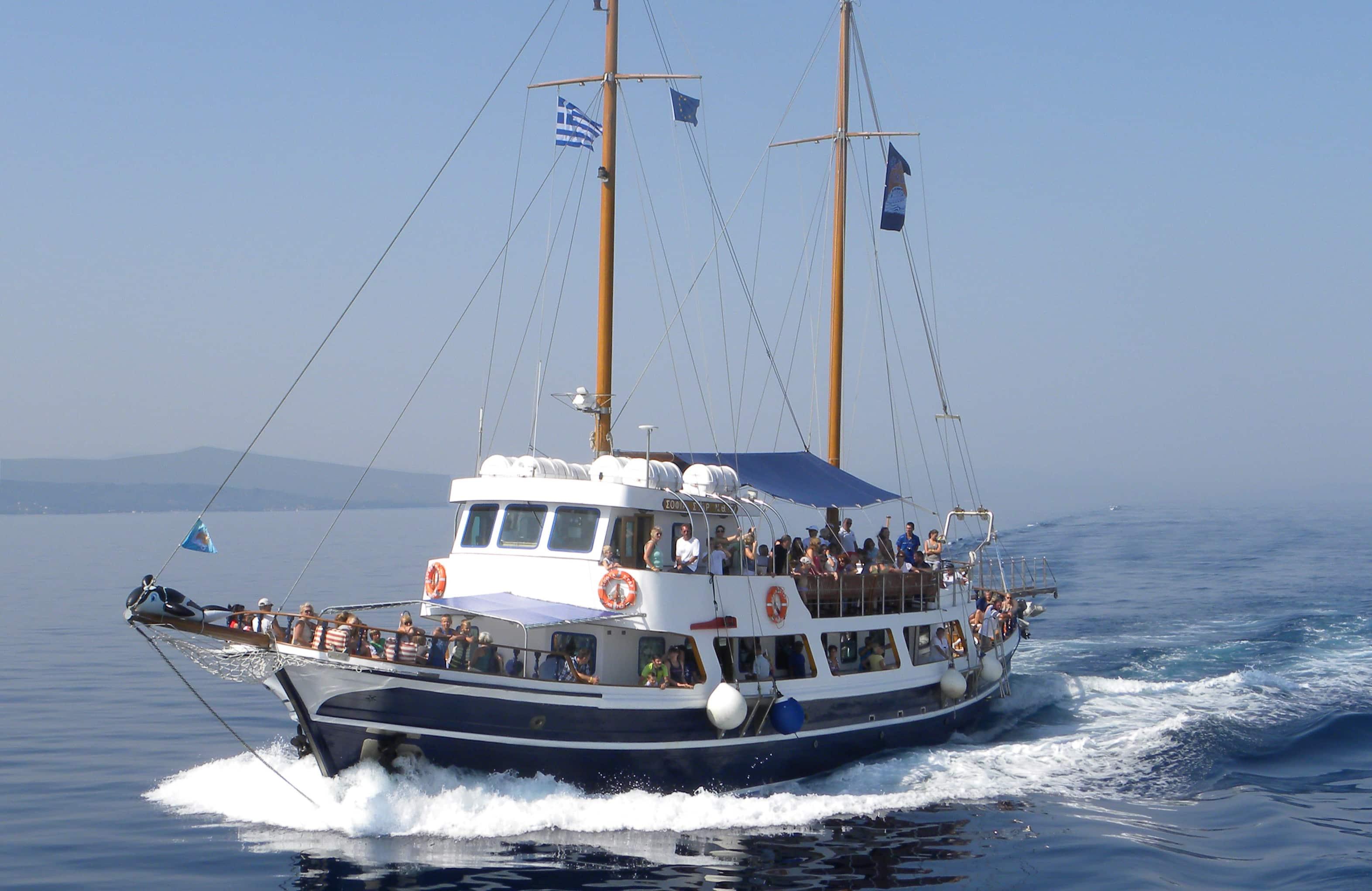 Discover Delos Cruise 6