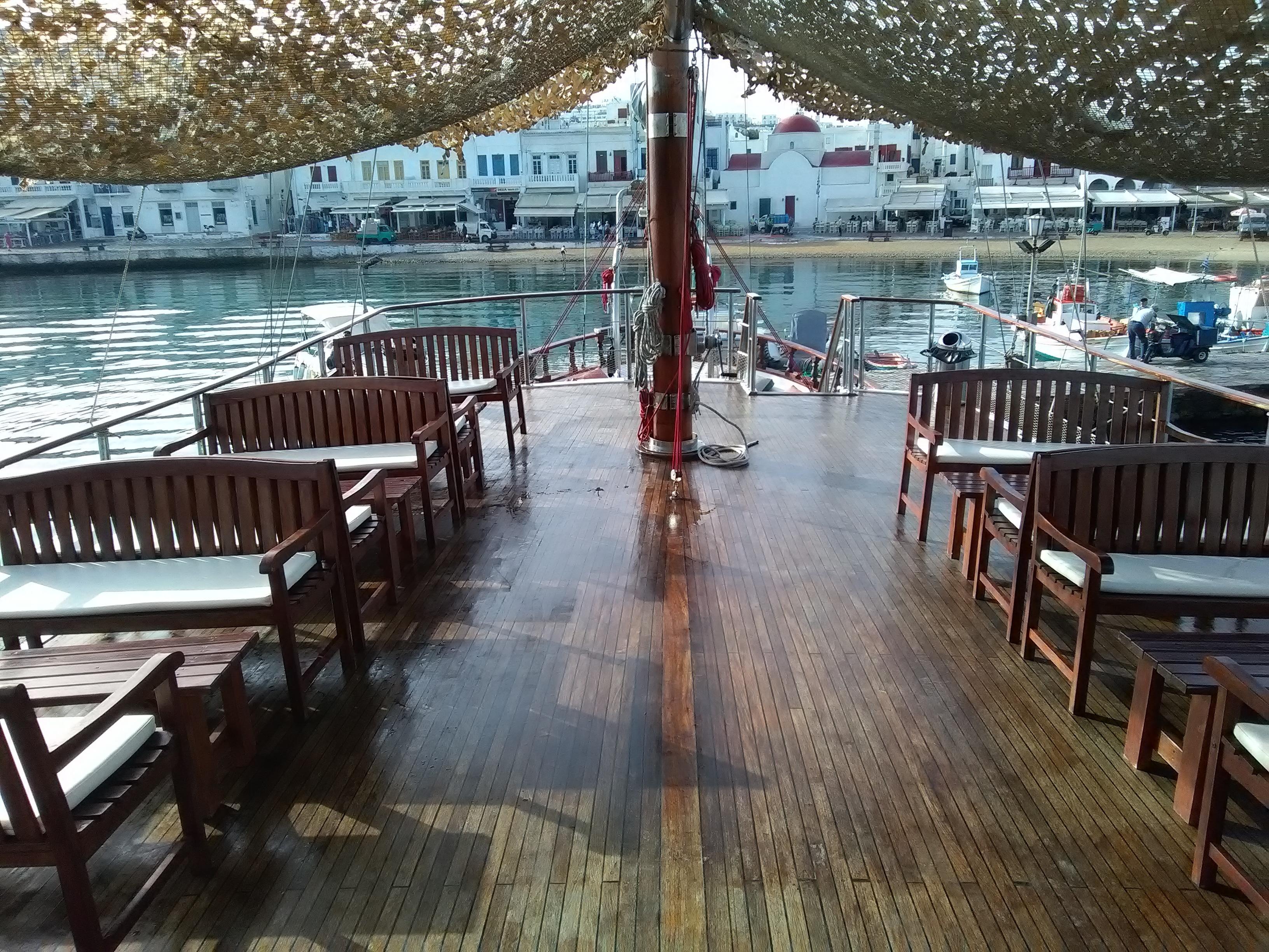 Discover Delos Cruise 7
