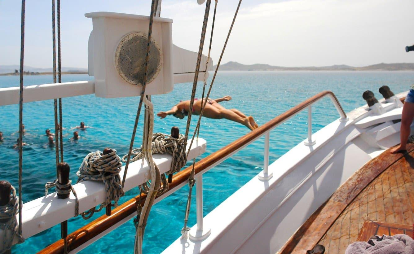 Mykonos South Coast & Paradise Cruise 5