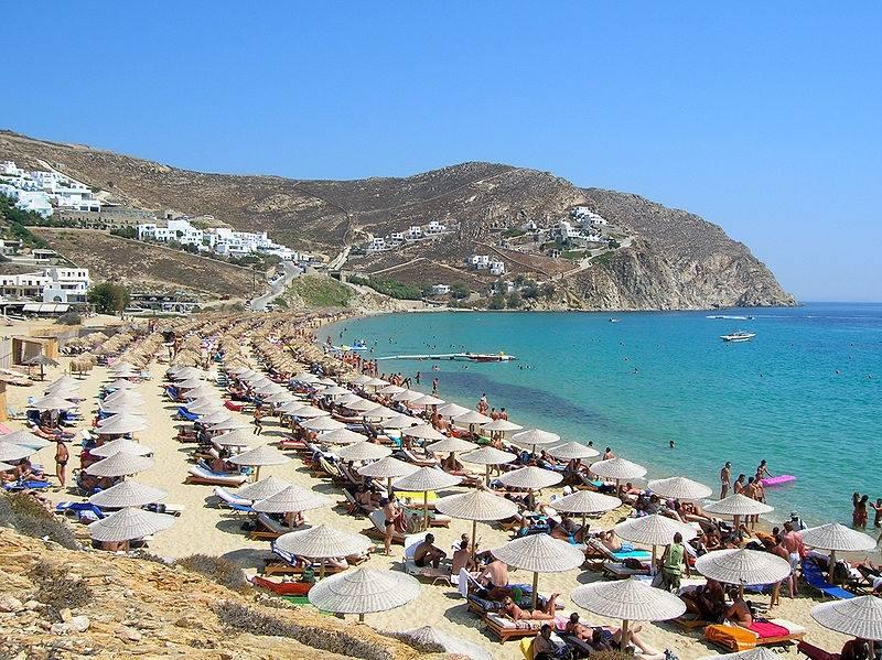 Mykonos South Coast & Paradise Cruise 6