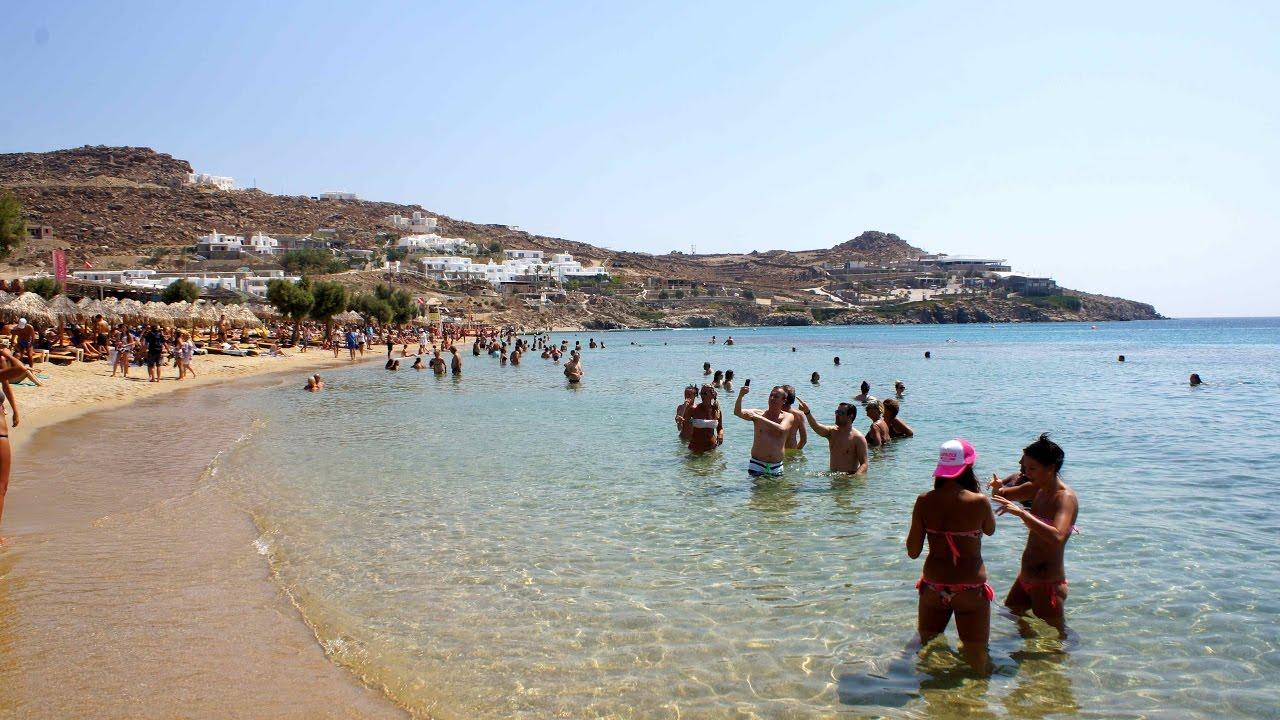 Mykonos South Coast & Paradise Cruise 2