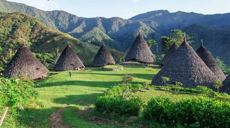 The Wonderfull of Wae Rebo Village Tour 2