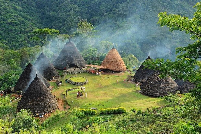 The Wonderfull of Wae Rebo Village Tour 1