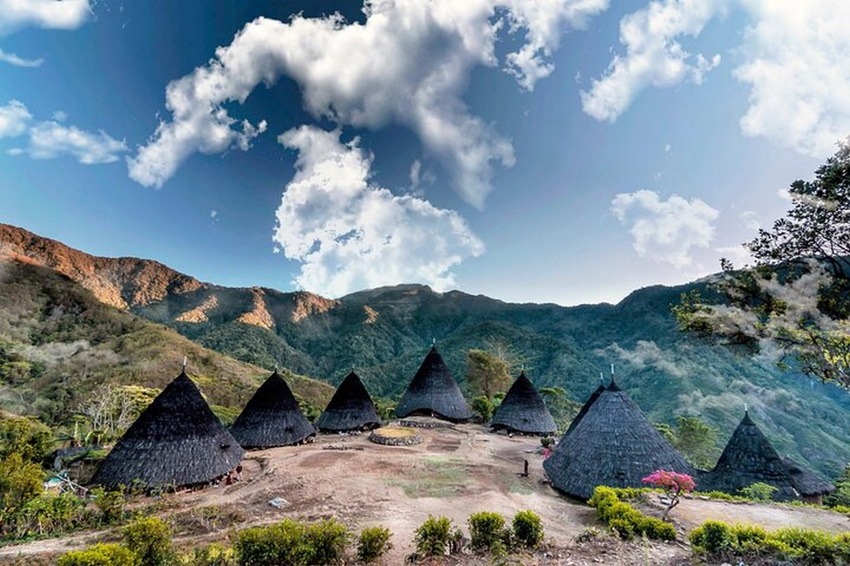 The Wonderfull of Wae Rebo Village Tour 5