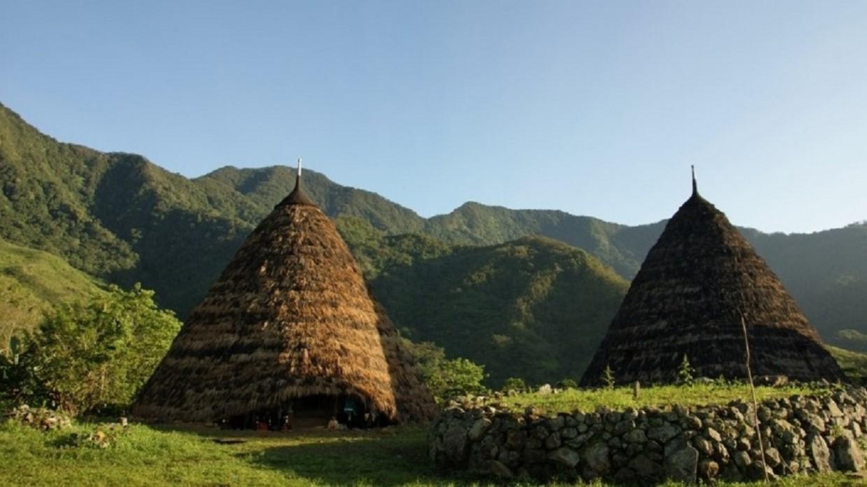 The Wonderfull of Wae Rebo Village Tour 6