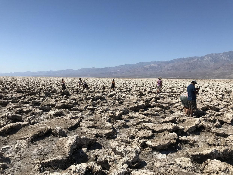 4 Day Death Valley, Yosemite Las Vegas to San Francisco 8