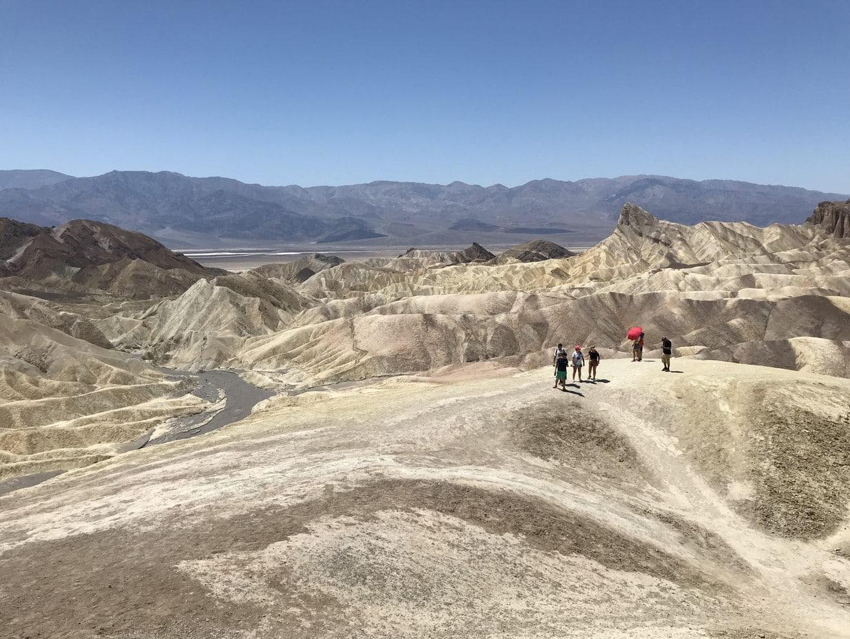 4 Day Death Valley, Yosemite Las Vegas to San Francisco 1