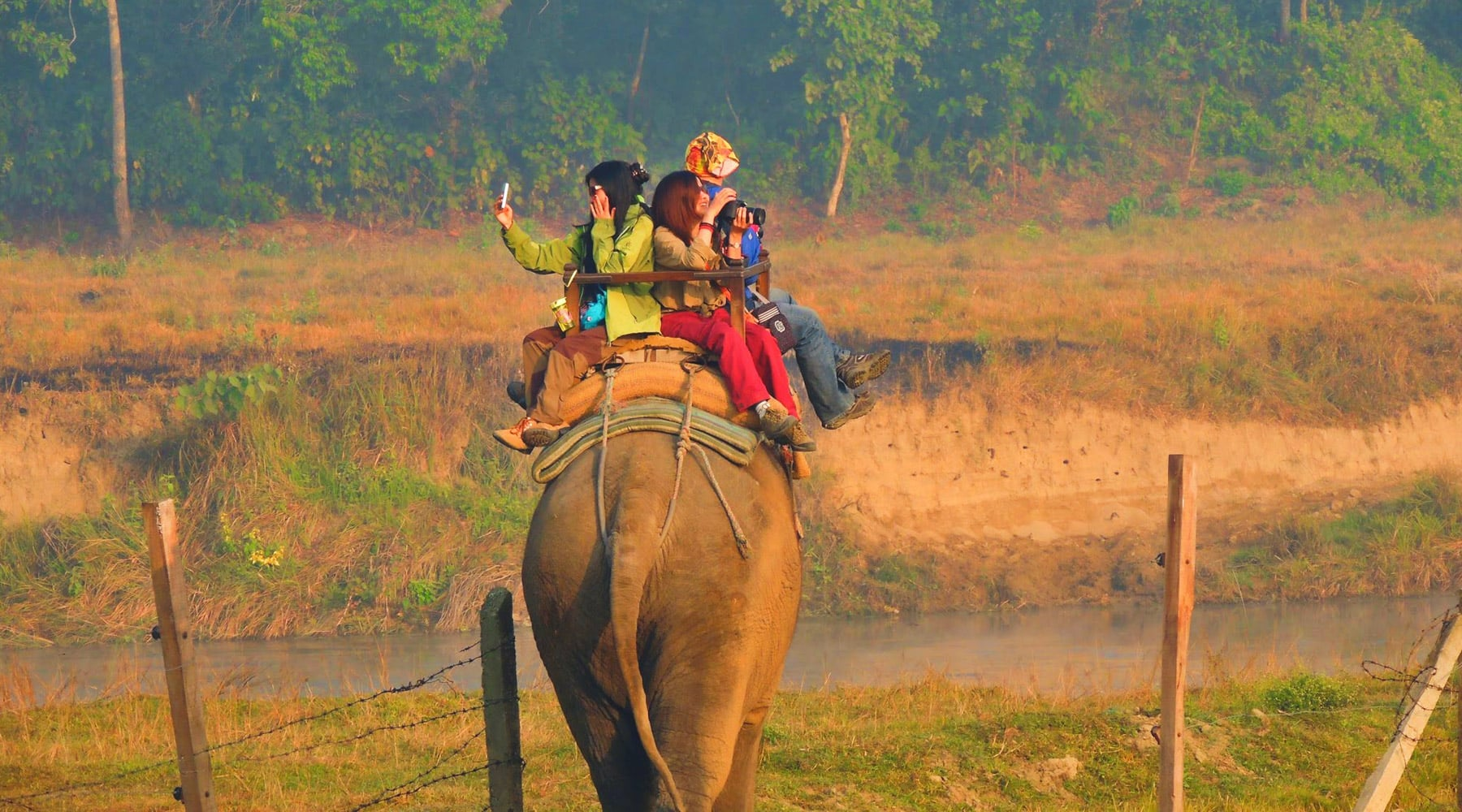 Chitwan National Park – A World Heritage Site in Nepal