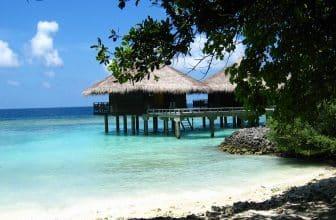 Male city in Maldives
