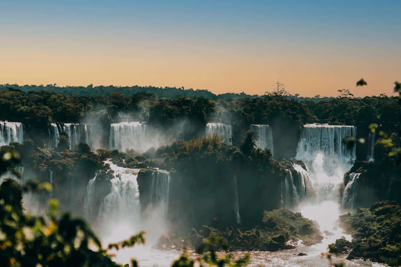 Iguacu Falls – One of Nature's 7 New Wonders 1