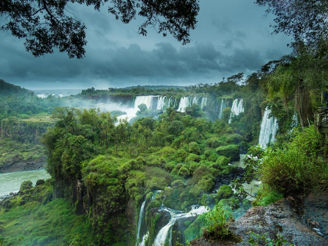 Iguacu Falls – One of Nature's 7 New Wonders 3