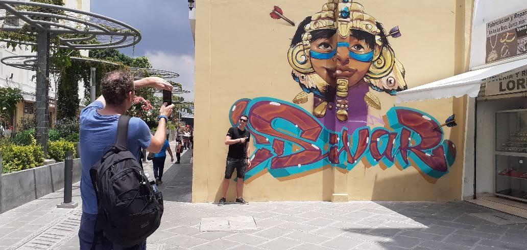 6 Days Around El Salvador 6