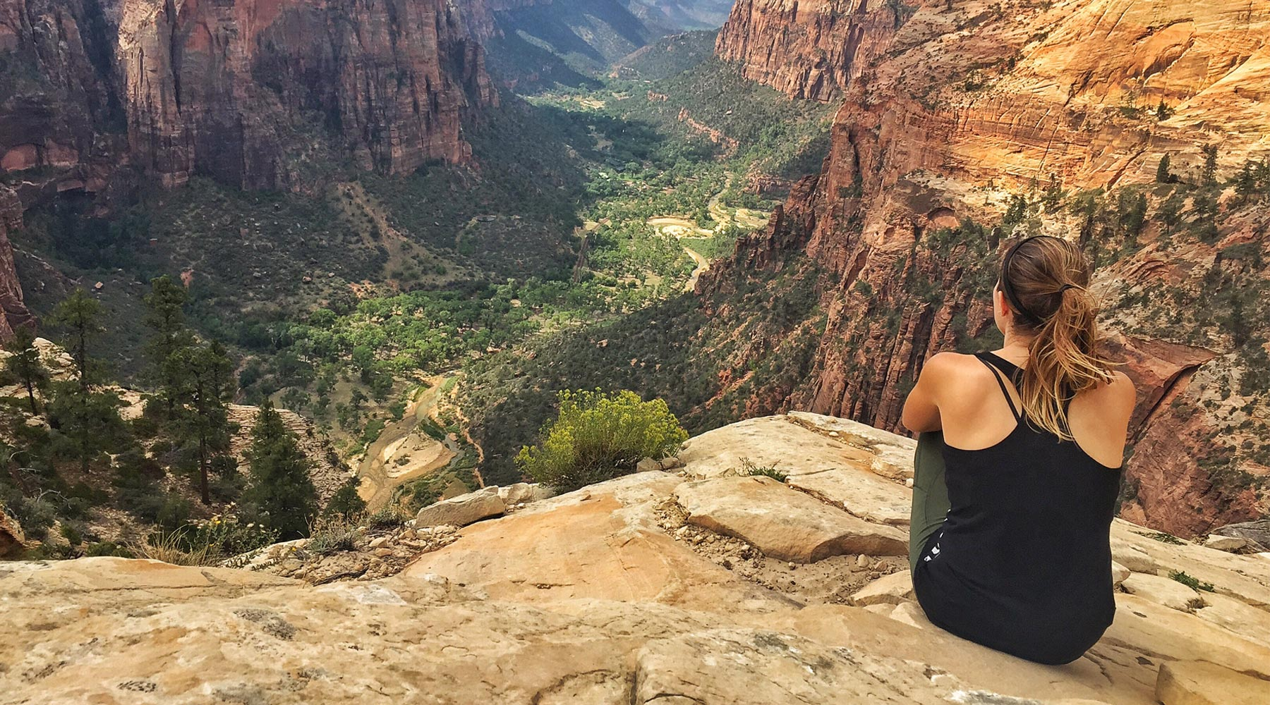 Zion National Park - The First National Park of Utah 1