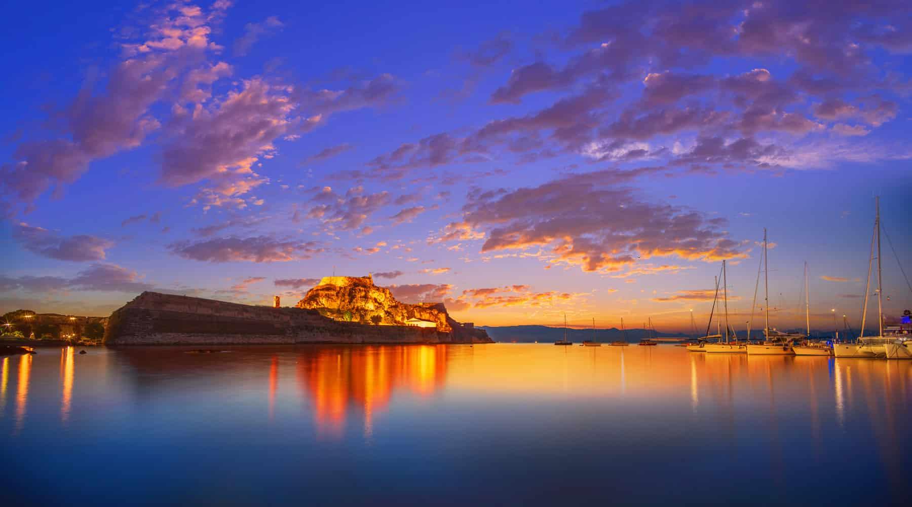 Corfu in Greece – The Lovely Island in the Ionian Sea