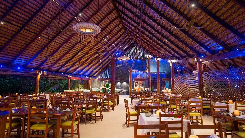 7 Days Kuredu Resort All-Inclusive Plus Package 7