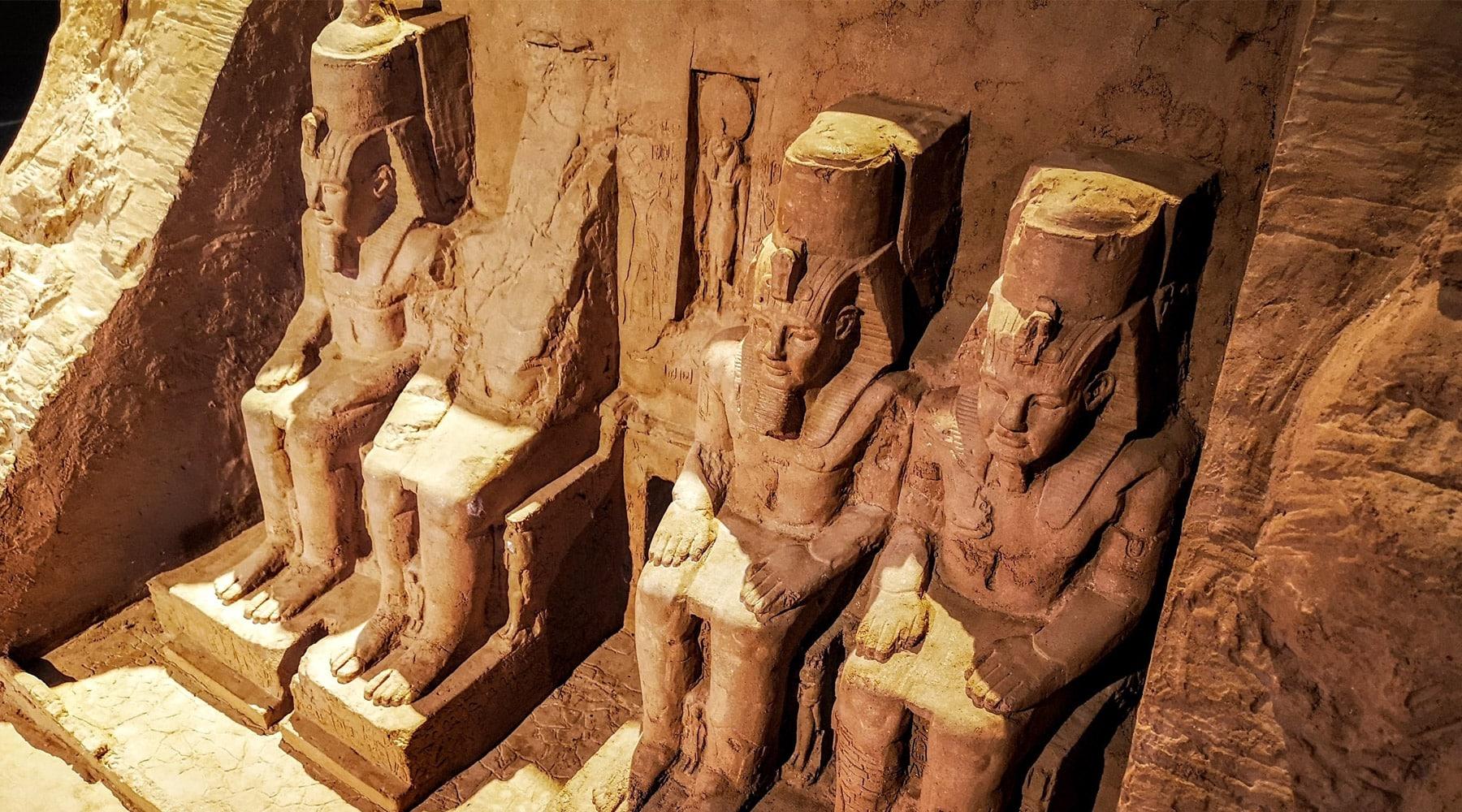 Abu Simbel Temples – Massive Rock-Cut Temples Egypt