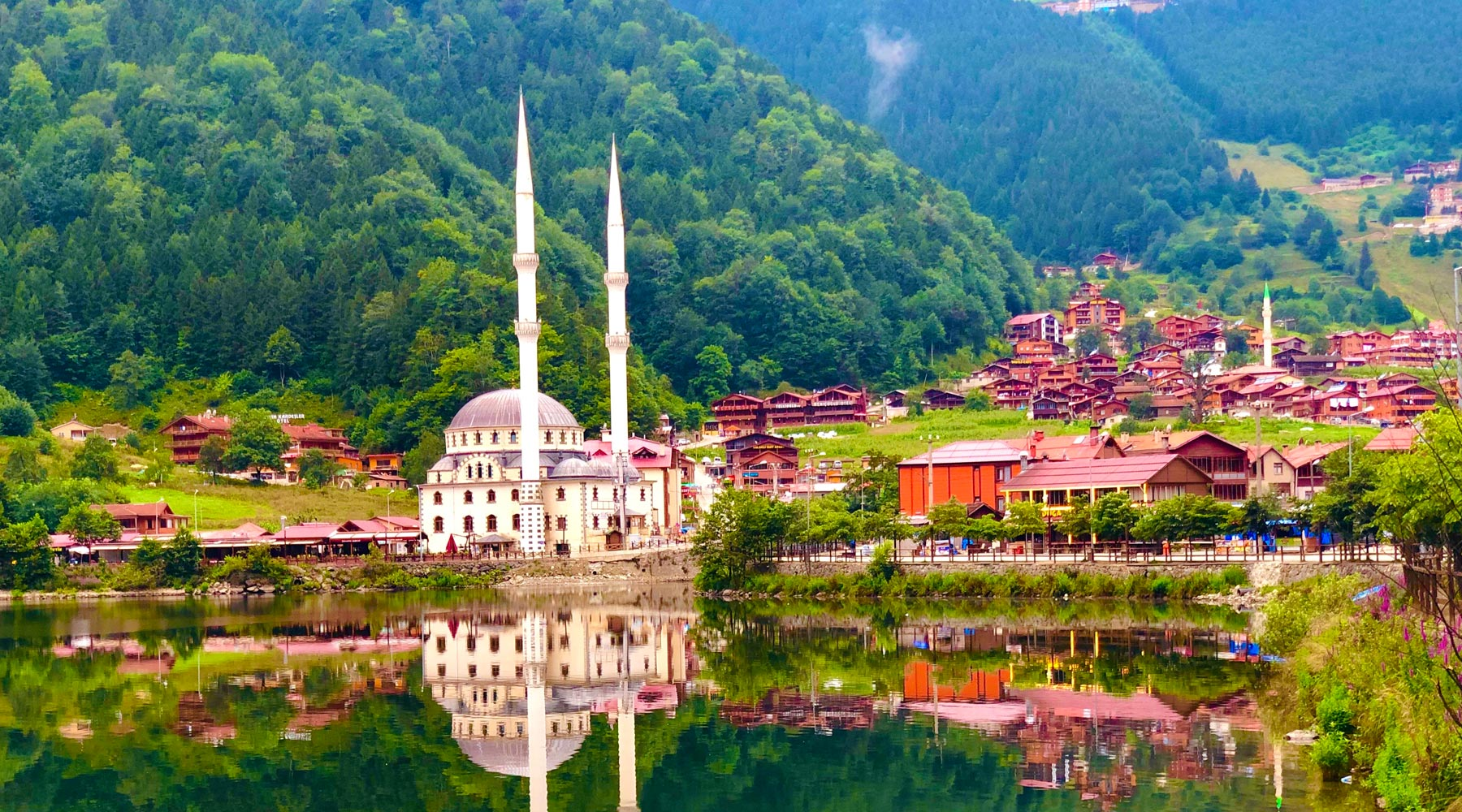 Uzungol – An Extraordinary Heaven in Trabzon, Turkey