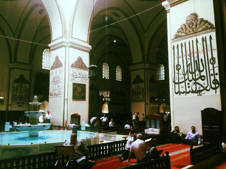 The Grand Mosque of Bursa