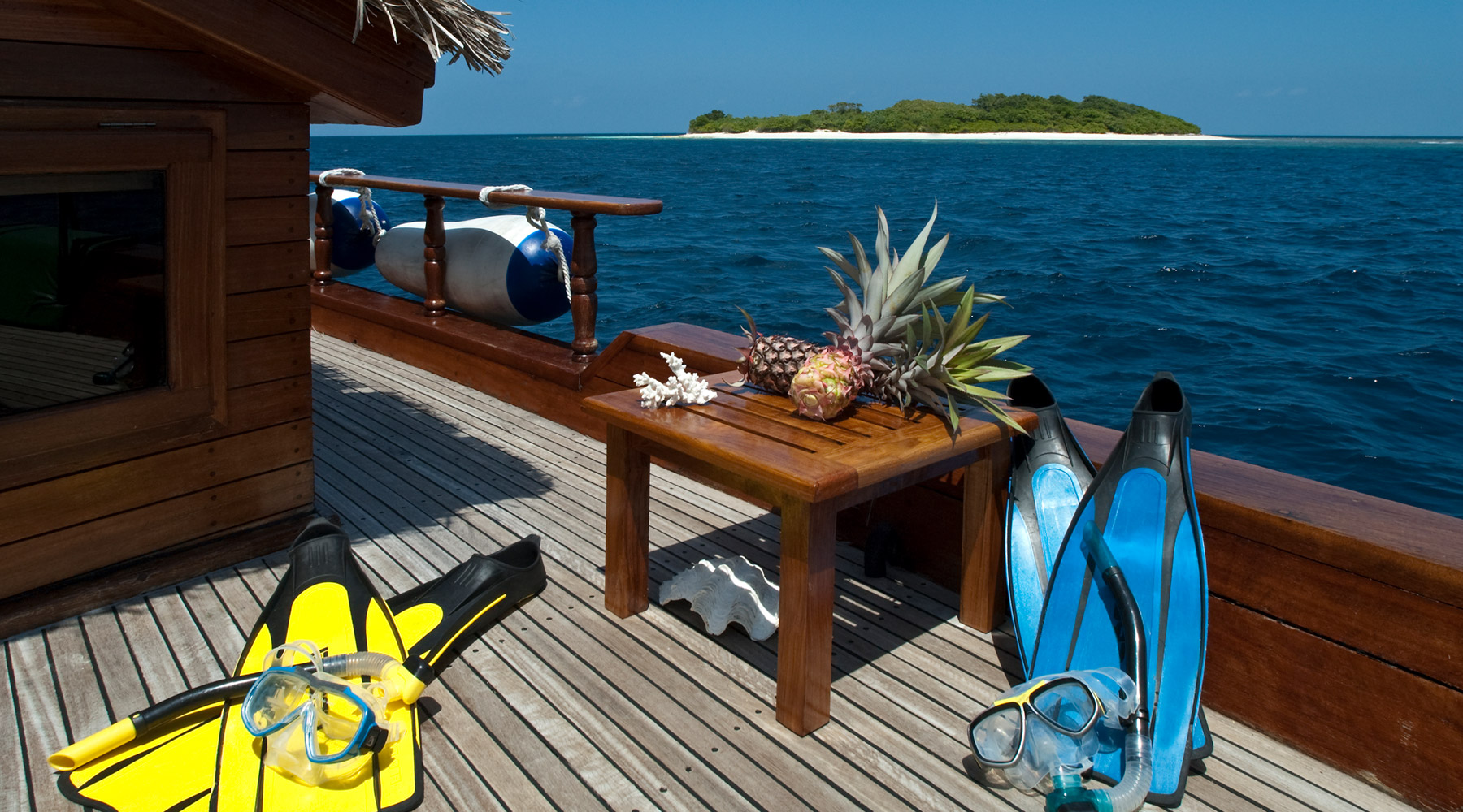 COMO Cocoa Island – A Luxury Resort in Maldives