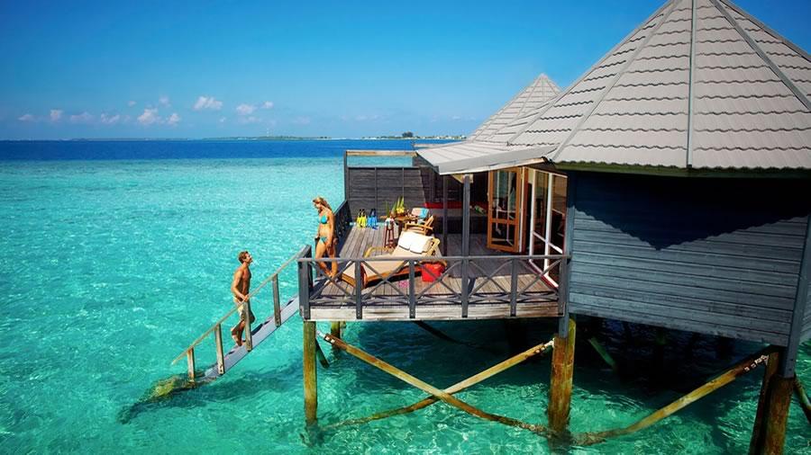 Komandoo to Kuredu Island Maldives All-Inclusive Tour (2021) 5