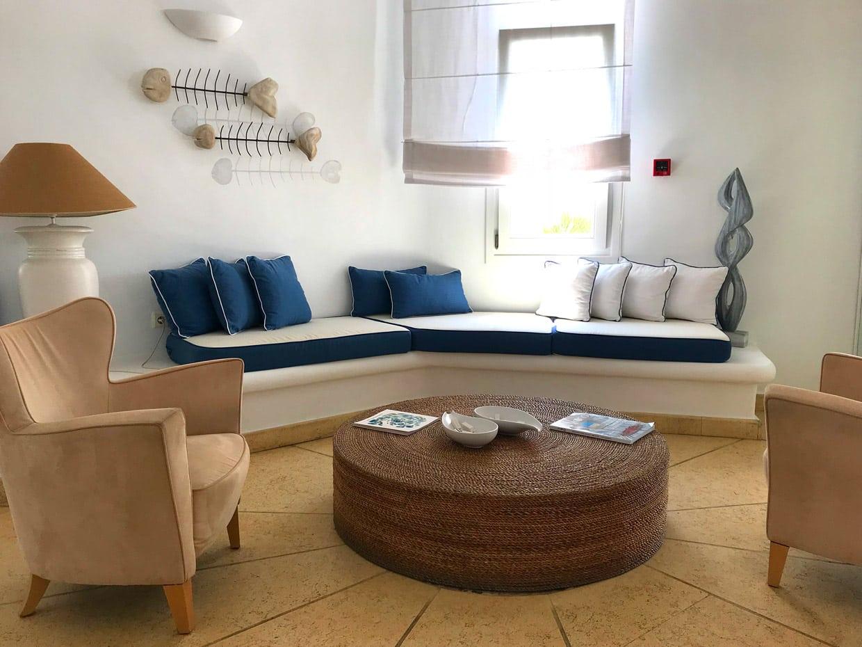Accommodation in Mykonos