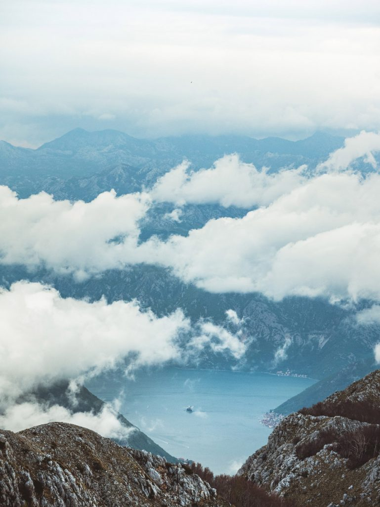 Mount Lovcen View