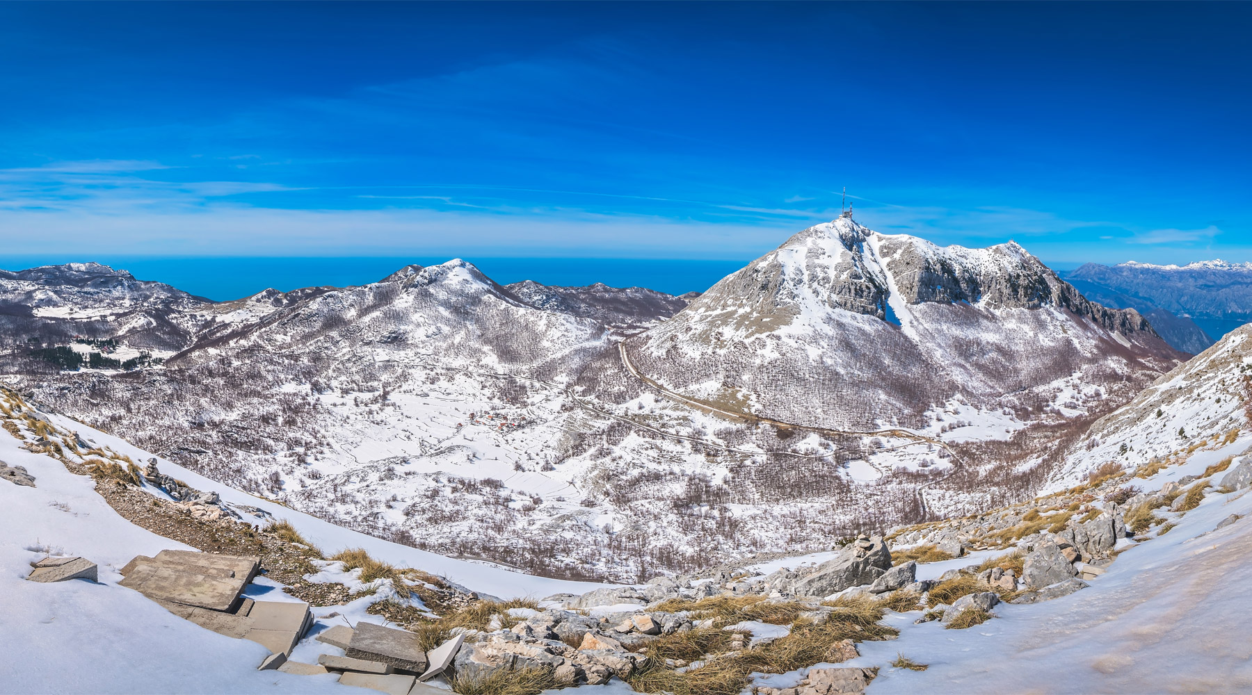 Mount Lovcen in Montenegro – A Mysterious Road To Summit