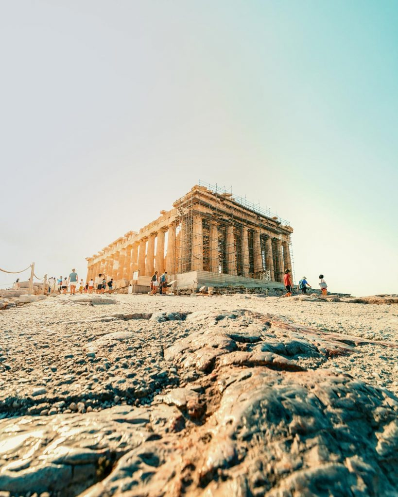 Parthenon building