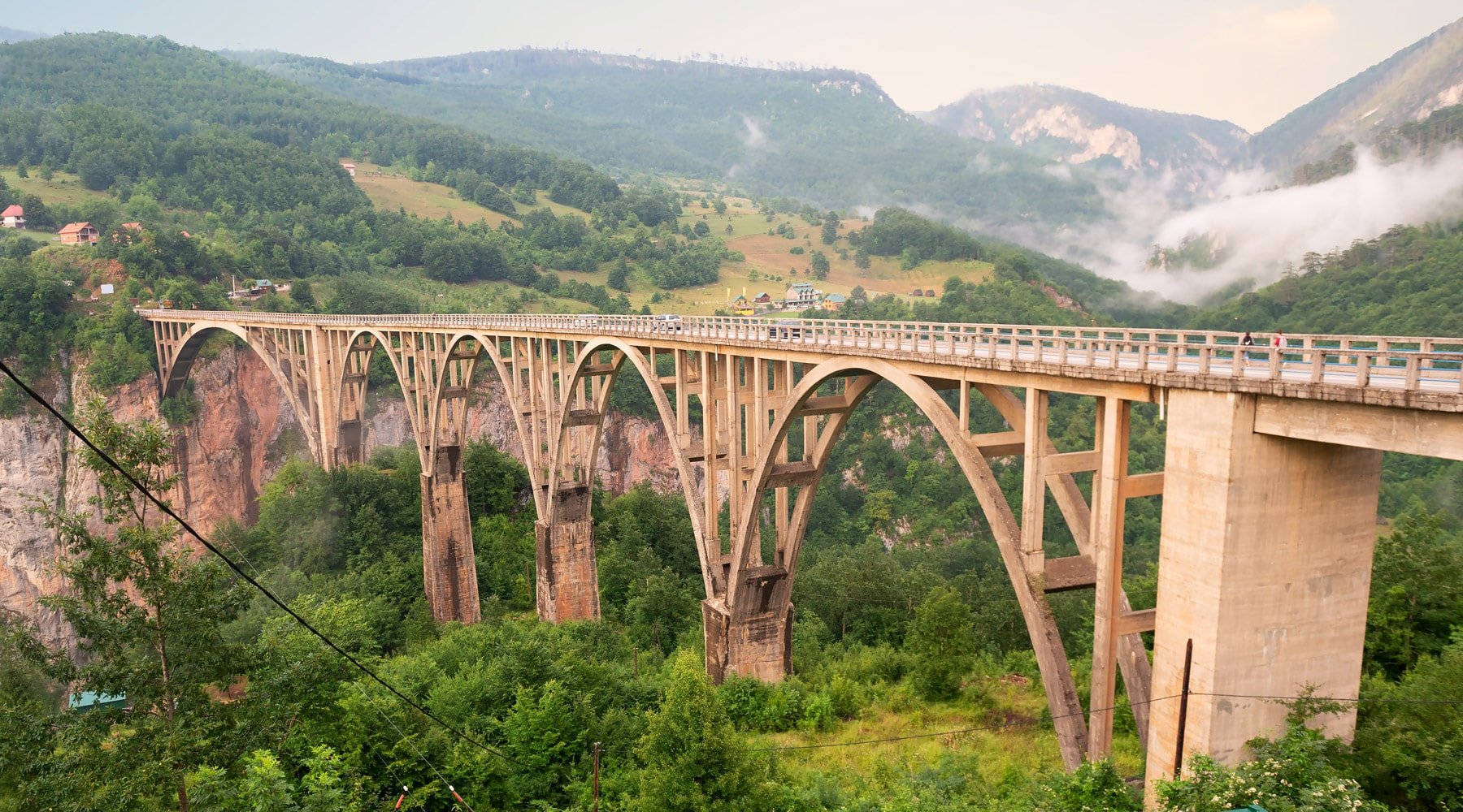 Tara River Canyon – The World's Second Largest Canyon