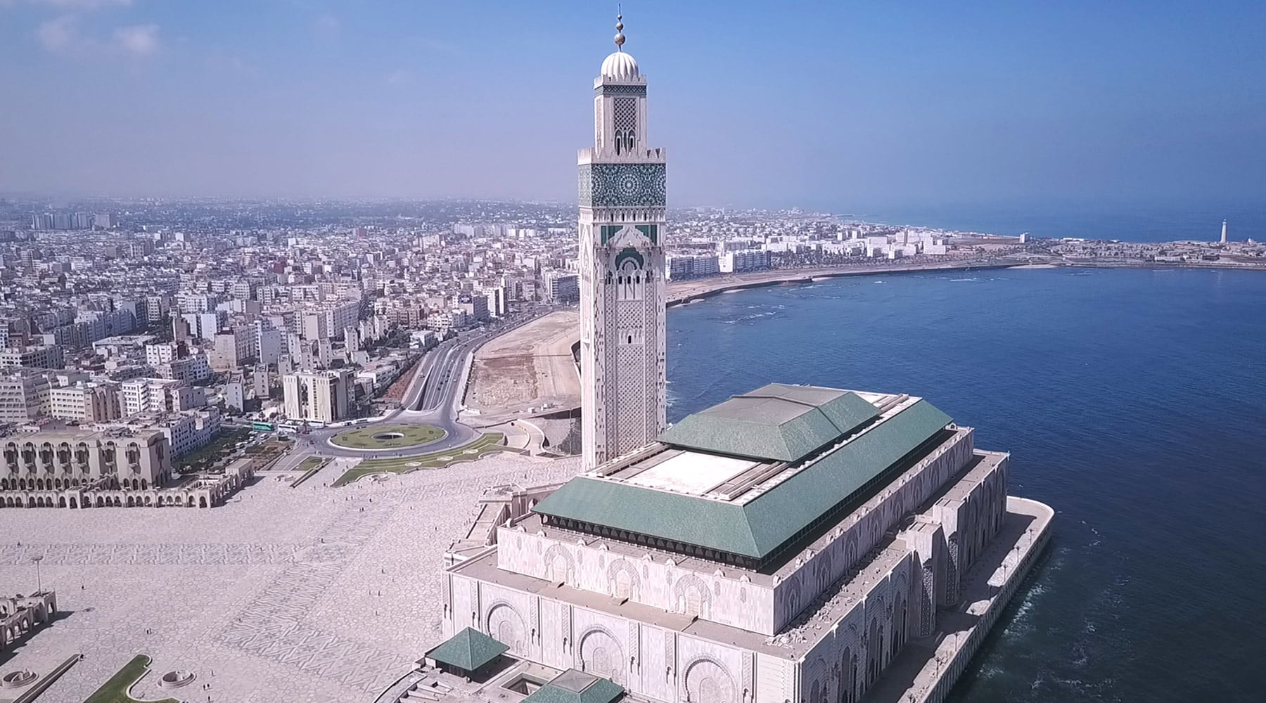 Hassan II Mosque, Morocco – The Second Largest in Africa