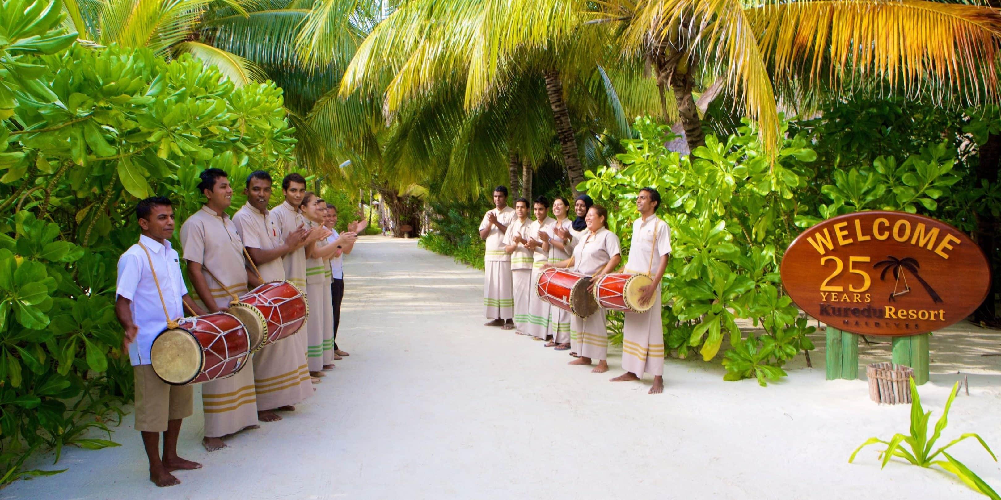 7 Days Kuredu Resort All-Inclusive Plus Package