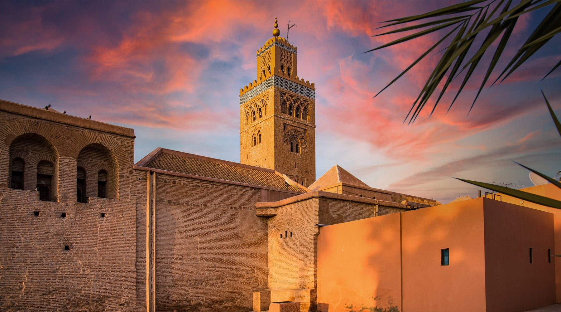 Koutoubia Mosque, Morocco – History & Architecture