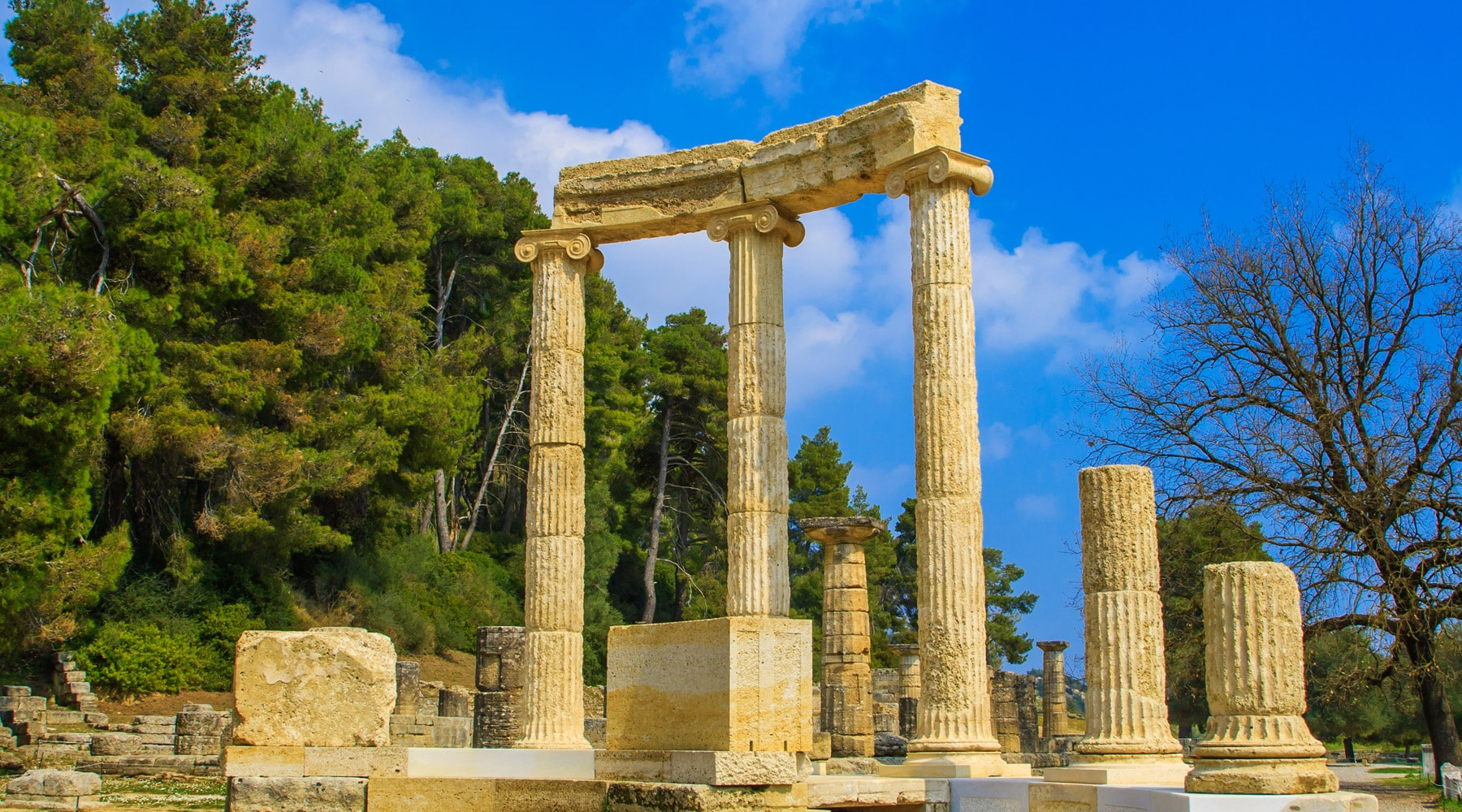 Olympia, Greece – The Home of Ancient Olympics