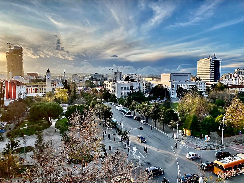 Tirana in Albania