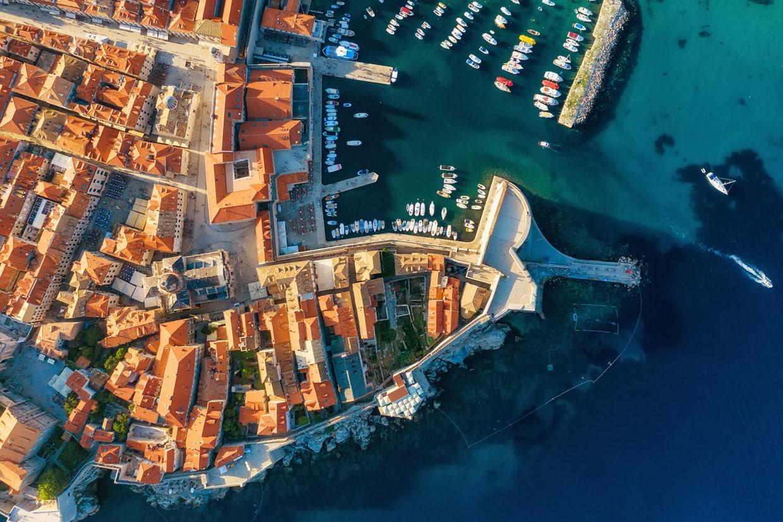 Dubrovnik in Coroatia
