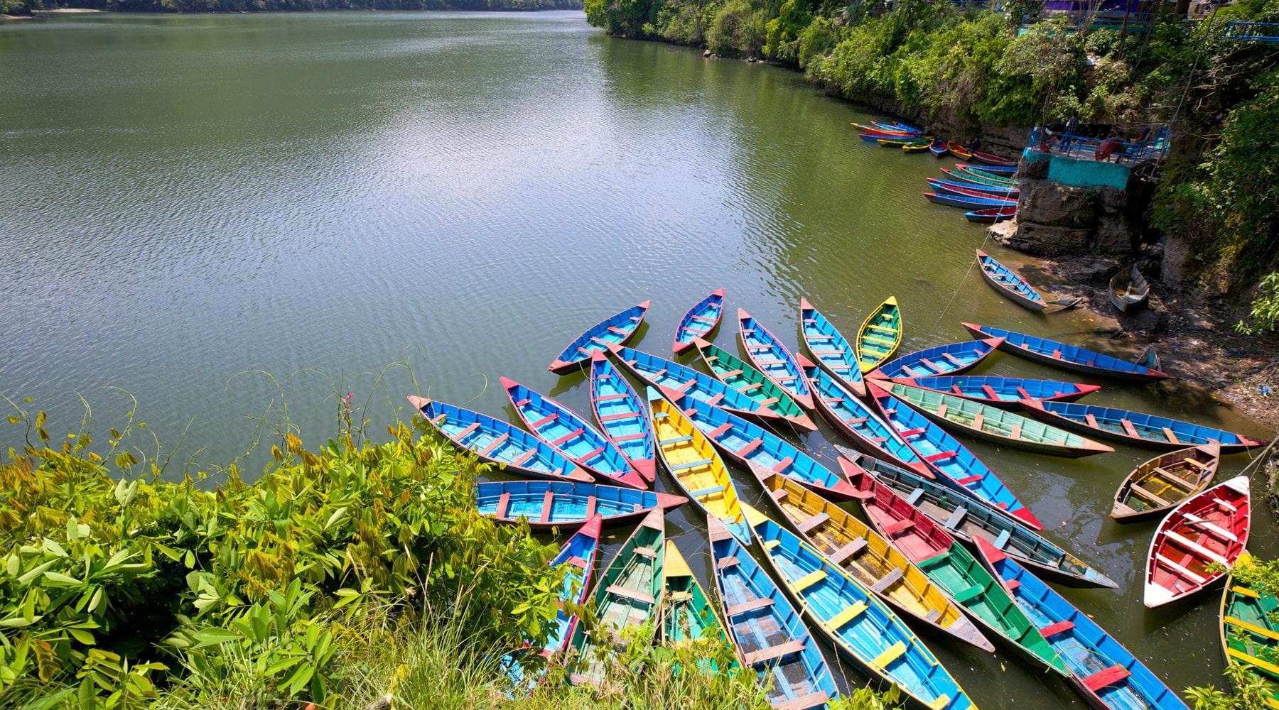 Phewa Lake – The Gorgeous Lake in Pokhara, Nepal