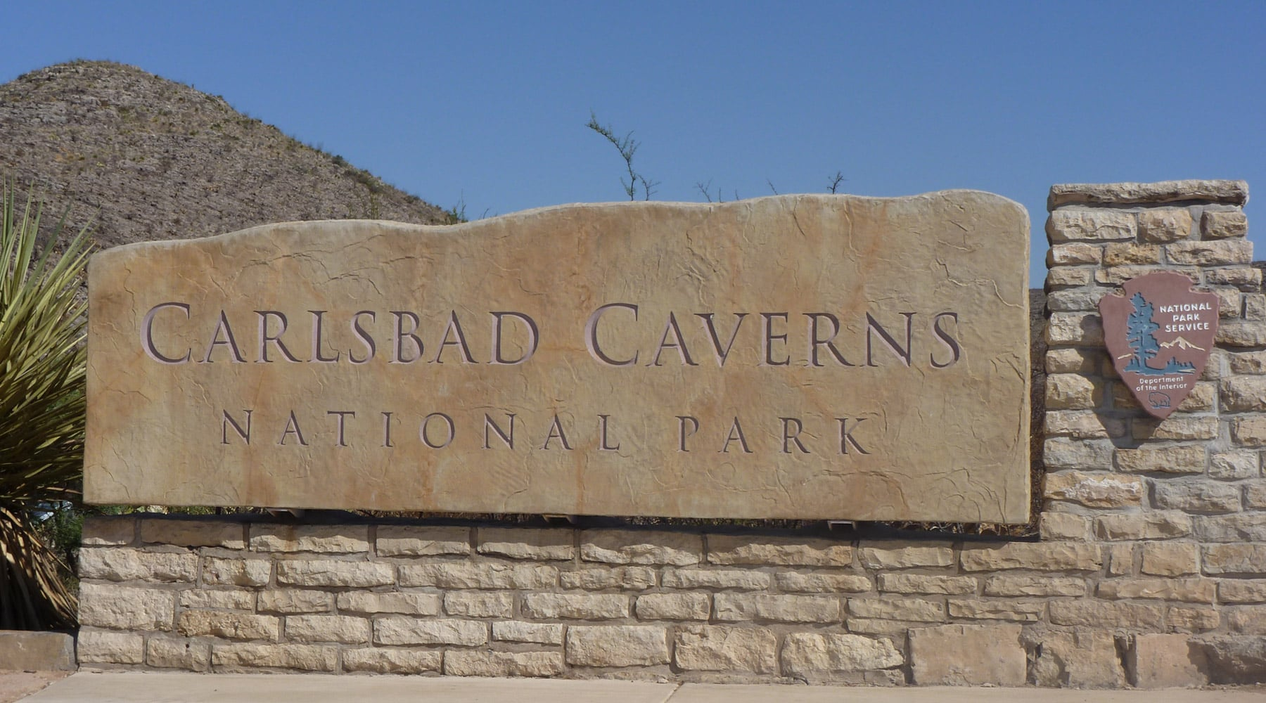 Carlsbad Caverns National Park in New Mexico, USA 1