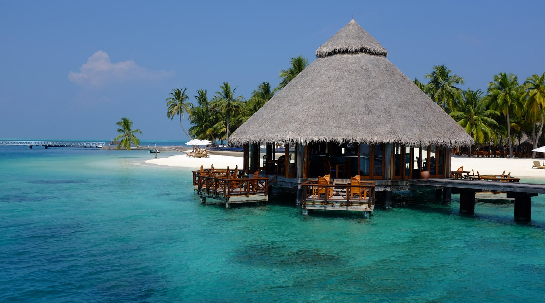 Rangali Island – A Remarkable Resort in the Maldives