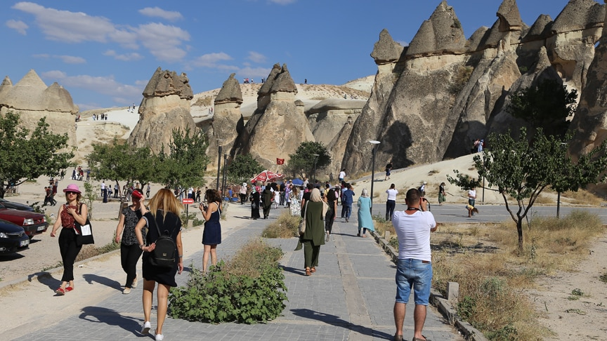 Visit Cappadocia from/to Istanbul 1