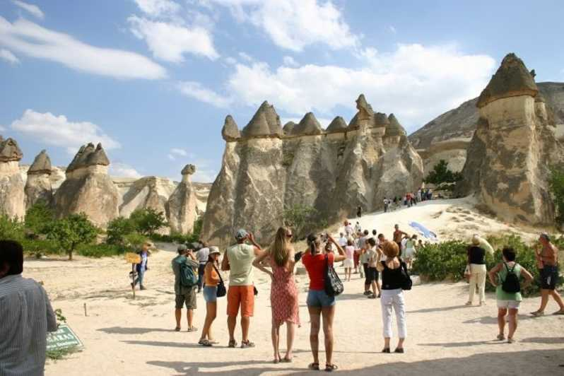 Visit Cappadocia from/to Istanbul 3