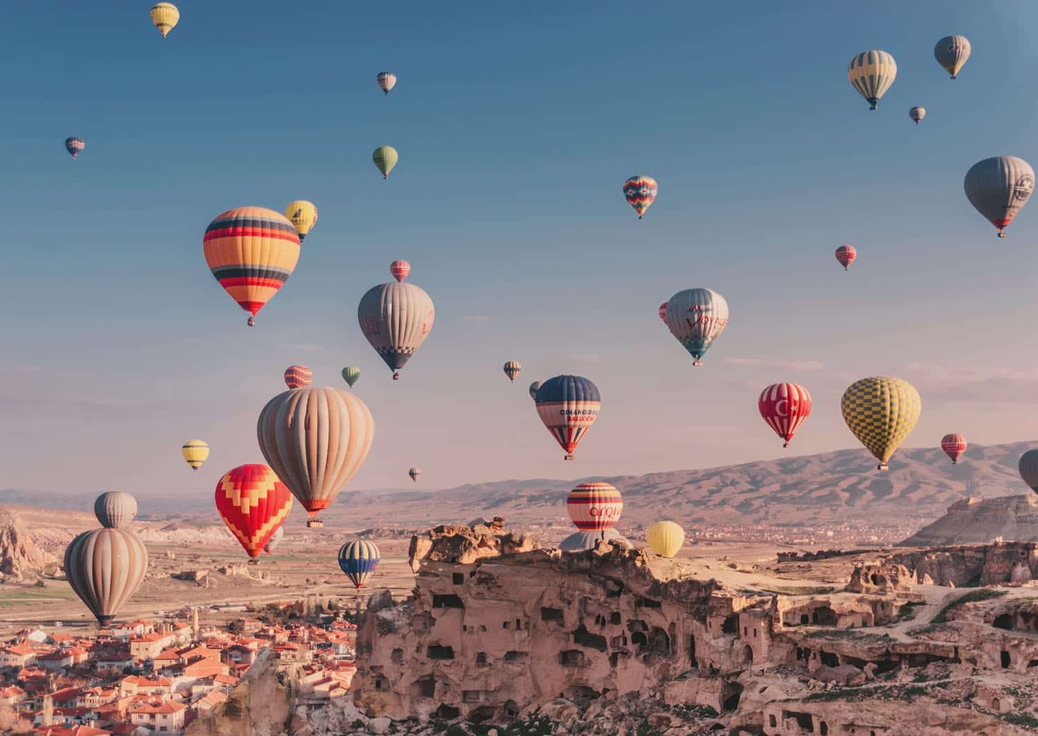 Visit Cappadocia from/to Istanbul 4