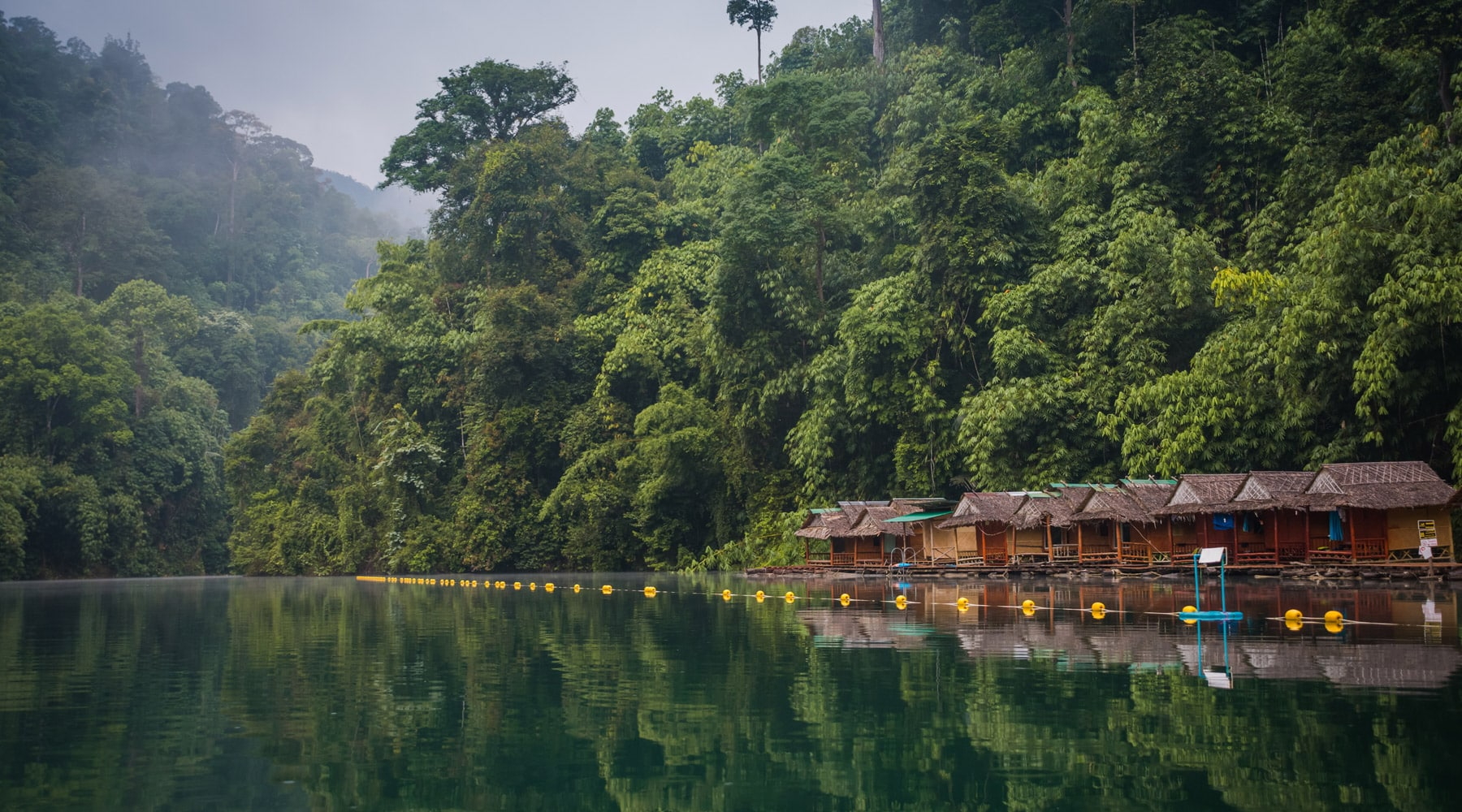 Khao Sok National Park- A Mixture of Adventure and Nature