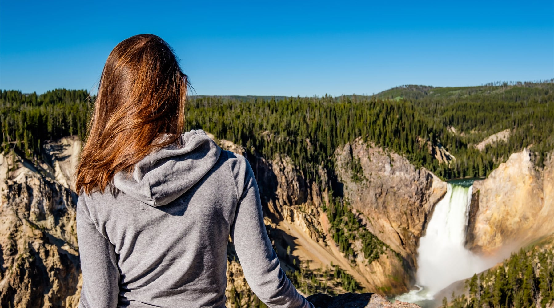 Yellowstone National Park – The First National Park in the US