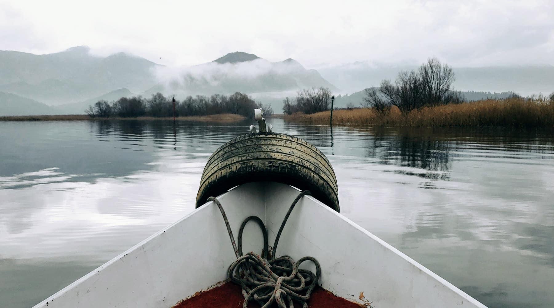 Shkodra Lake, Montenegro – The Largest in Southern Europe