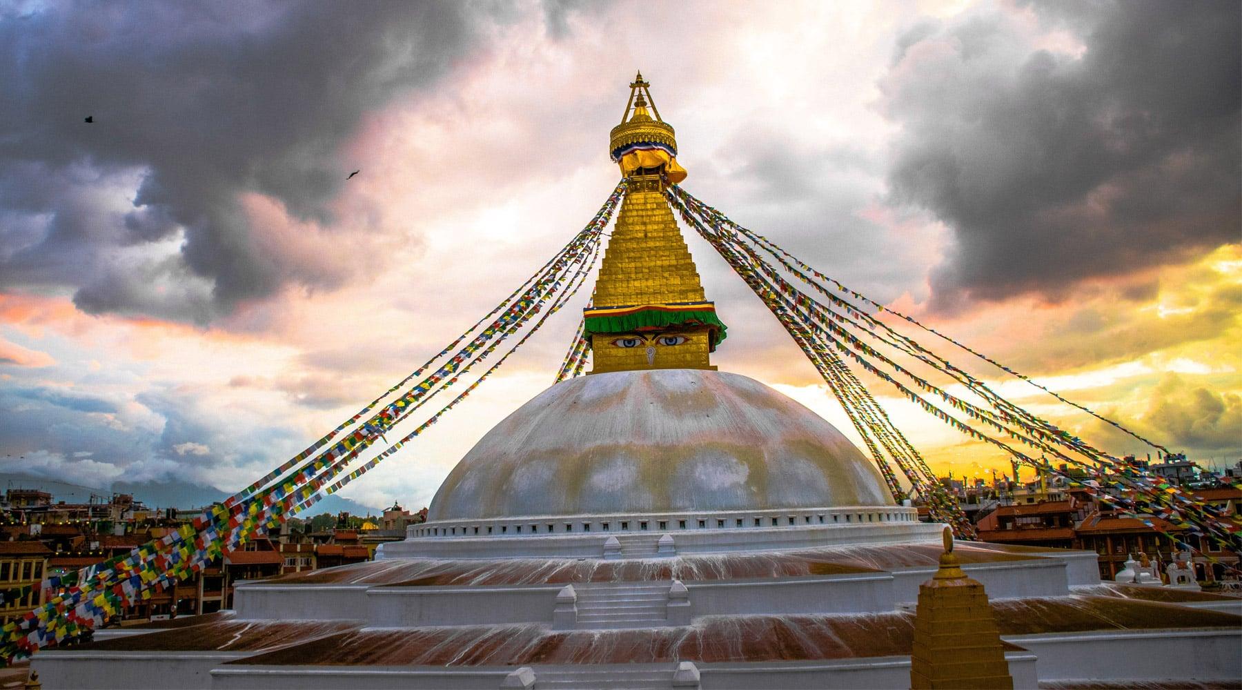 Boudhanath Stupa, Nepal - One of The World's Greatest Stupas 1